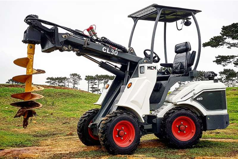 MCM Construction CL30 Multi Compact Loader Loaders