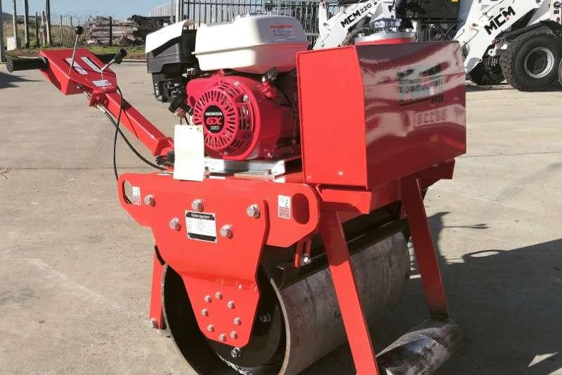 MCM Single drum KP30   325kg Walk Behind Roller Rollers