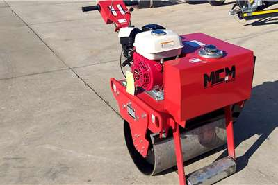 MCM Single drum KP30   325kg Walk Behind Roller Rollers