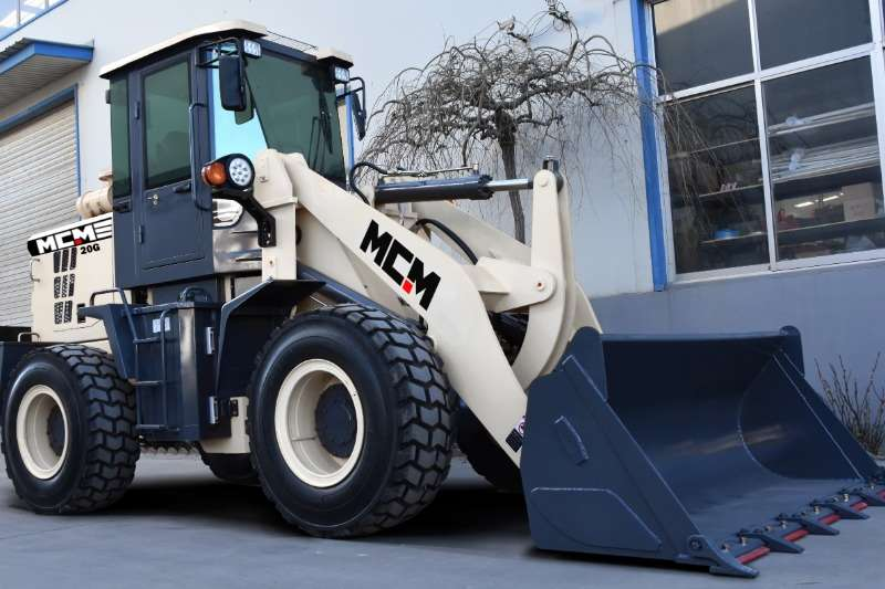 MCM Construction 1.1m³ FEL  2 TON Wheel Loader Wheel loader