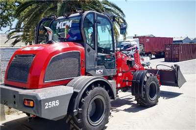 MCM Construction 1.2m³ CUMMINS LOADER   2.5Ton 25RS Wheel loader