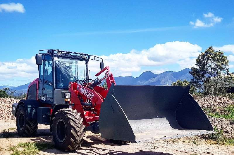 MCM Wheel loader Construction 2.5 Ton Cummins Euro Loaders 25RS 2019