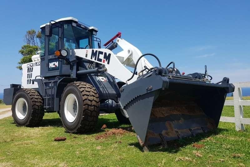 MCM Wheel loader Construction NEW 2 TON Wheel Loader 2019