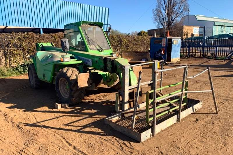 Merlo Telescopic handlers P38.14 WITH CAGE & BUCKET 2006