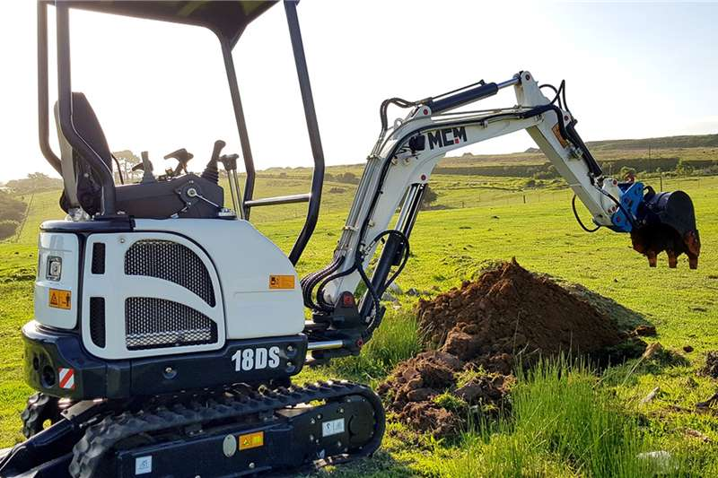 Mini excavators Farming 1.8 TON Excavator 2019