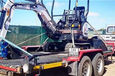 Farming 1.8 TON Mini Excavator Mini excavators