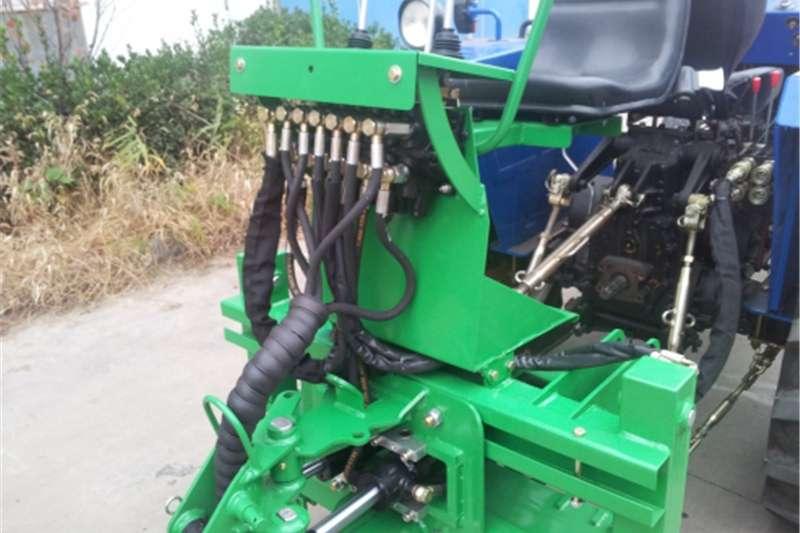 Farming We have different types of Backhoe  that we import Mini excavators