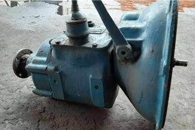 Winget Dumper Gearbox 40M Mini excavators