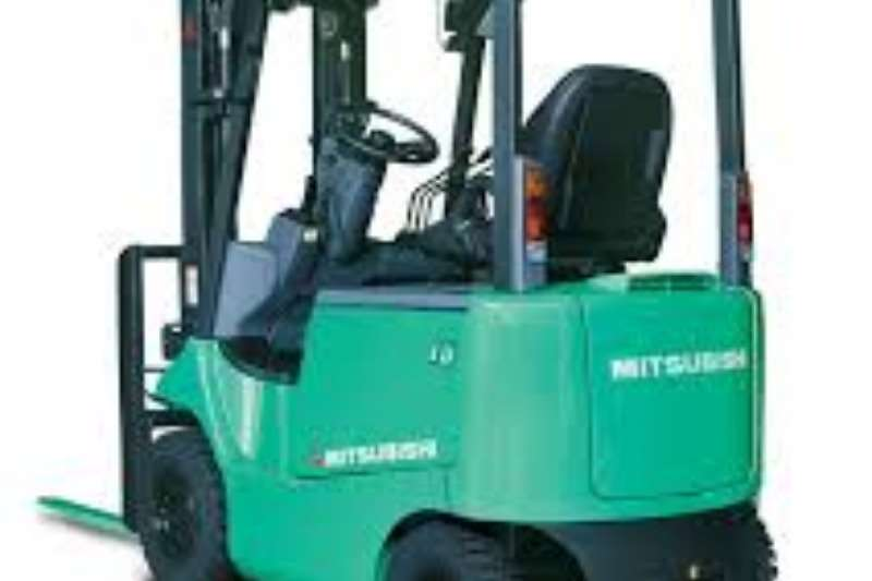 Mitsubishi Forklifts Electic