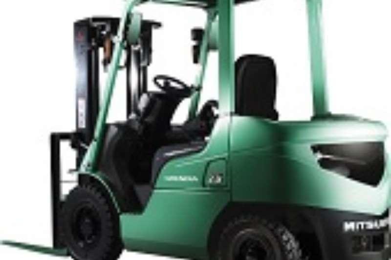 Mitsubishi Forklifts Grendia 2.5 ton