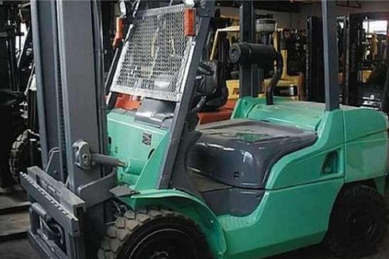 Mitsubishi Material handling Mitsubishi 3TON Forklifts