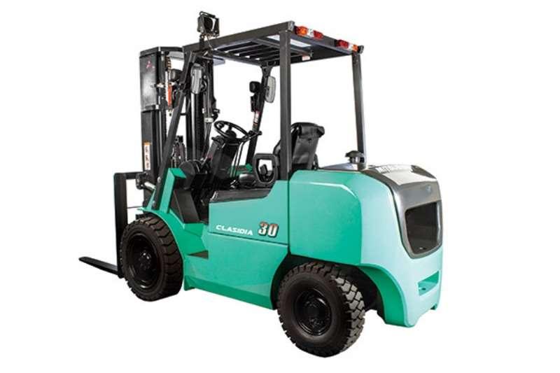 Mitsubishi Forklifts Ninja 2.5   3.0