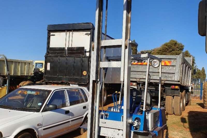 Mitsubishi Forklifts Petrol forklift FG25 (2.5t)