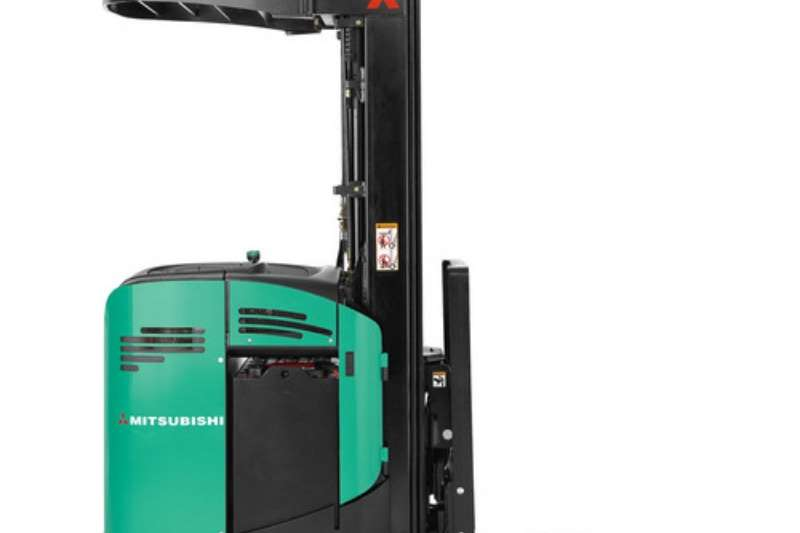 Mitsubishi Forklifts Reach Truck