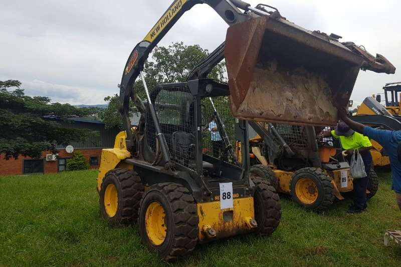 New Holland Skidsteer loader Construction L 218 Skidsteer 2014