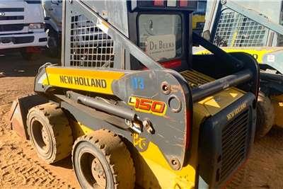 New Holland L150 Skidsteer loader