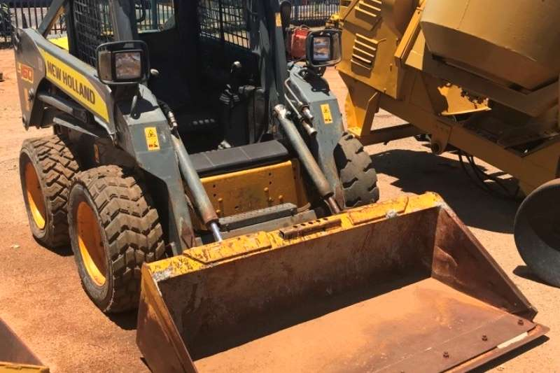 New Holland Skidsteers L160 2008
