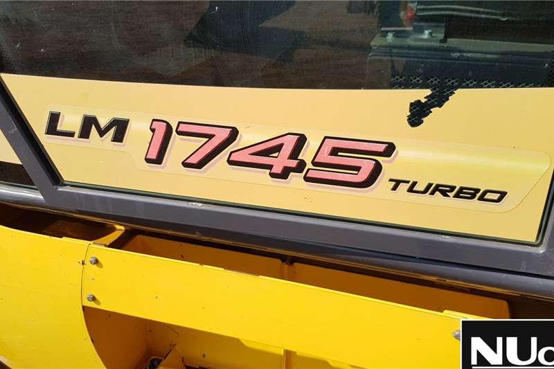 New Holland NEW HOLLAND LM1745 TURBO TELEHANDLER FORK&BUCKET Telehandlers
