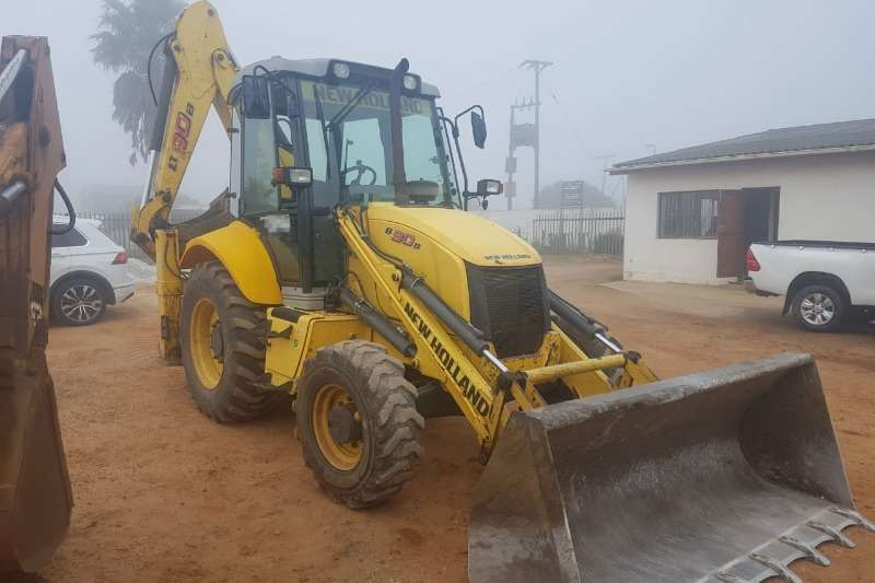 New Holland TLBs B90B 2015