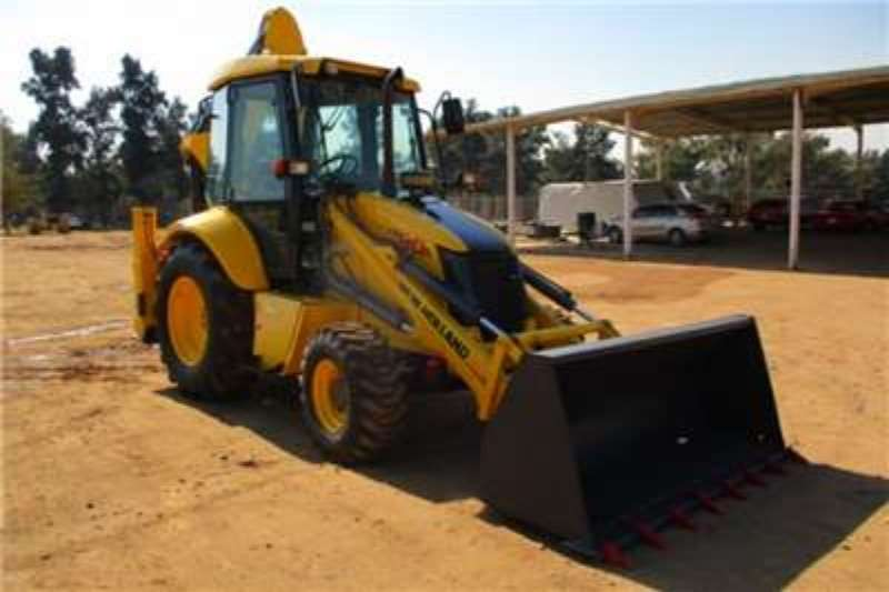 New Holland TLBs Construction B90B 2008