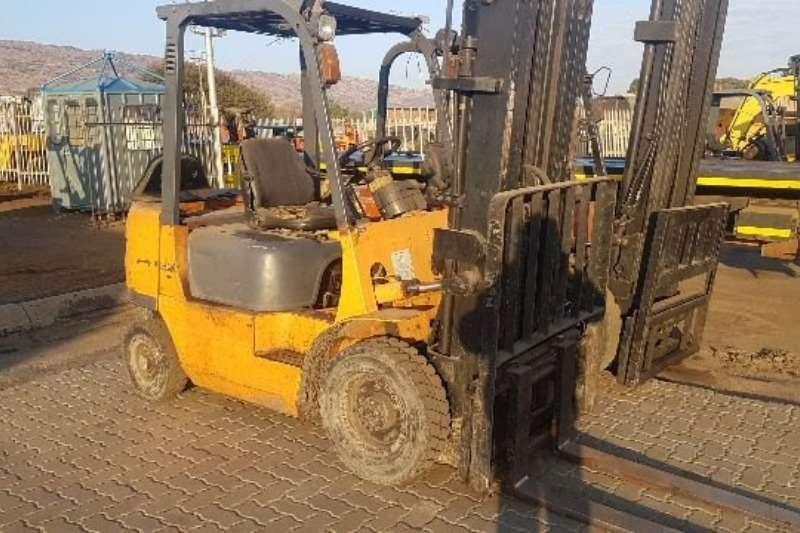 Nissan Forklifts Diesel forklift 2.5 Ton Dalian FD25 2018
