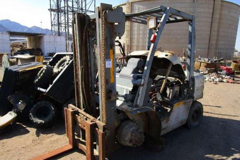 Nissan Forklifts Nissan YGL02A30U Forklift