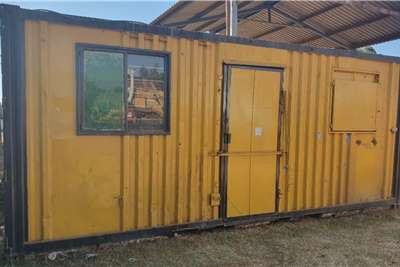 Office Container Office (6m) Containers