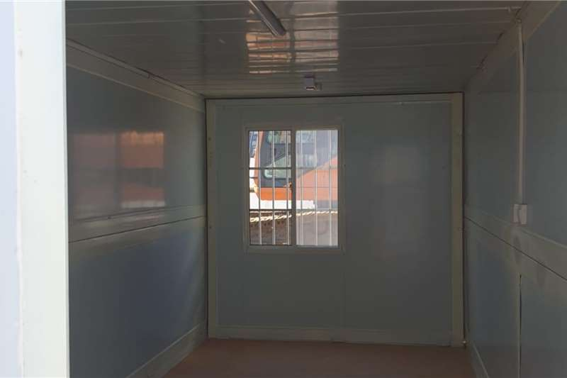NEW SITE OFFICE Office container