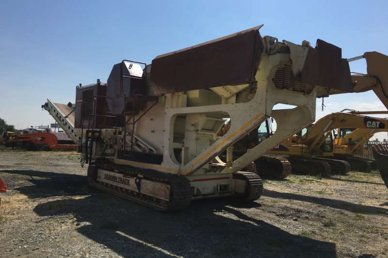 Osborn Crushers 2006 Osborn 3042 Jaw Crusher 2006