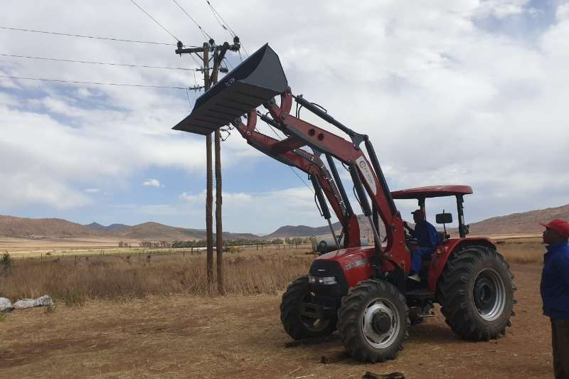 Other CC AGRI SELFLEVEL LAAIGRAAF / FROND END LOADER Attachments