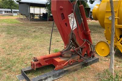 Other Hydraulic Crane Attachments