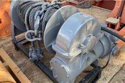 Other Hydraulic Truck Winch Attachments