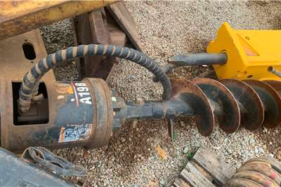 Other SKIDSTEER 800mm DRILL Attachments