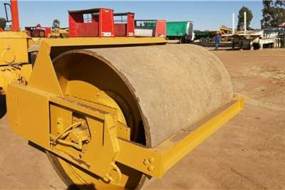 Other Smooth Drum Vibrating Roller Compactor Attachments