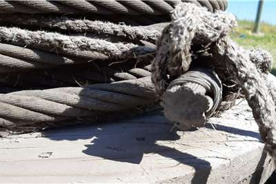 Other Steel Wire Rope Cable Attachments