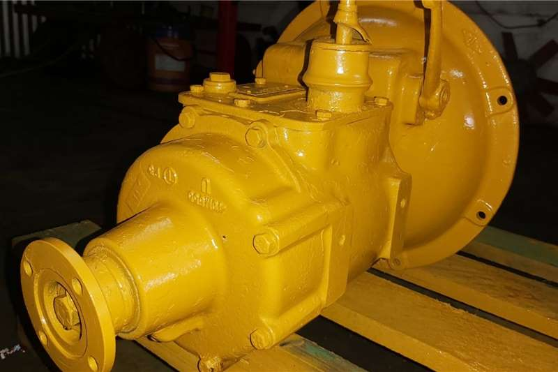 Other Attachments Winget Dumper 3 Speed Gearbox