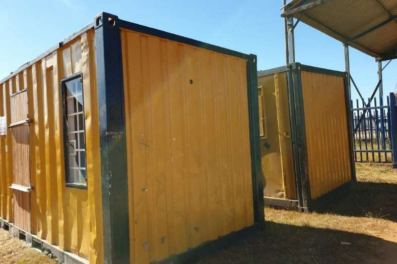 Other (6m) Office (2 available) Containers