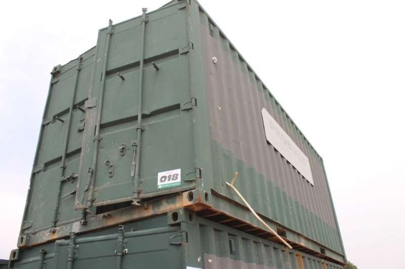 Other Containers 6m Steel Container