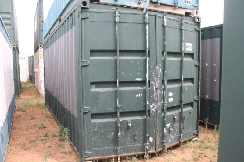 Other Containers 6m Steel Containers