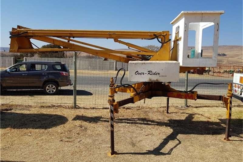 Other Cranes Cherry Picker aerial work platform