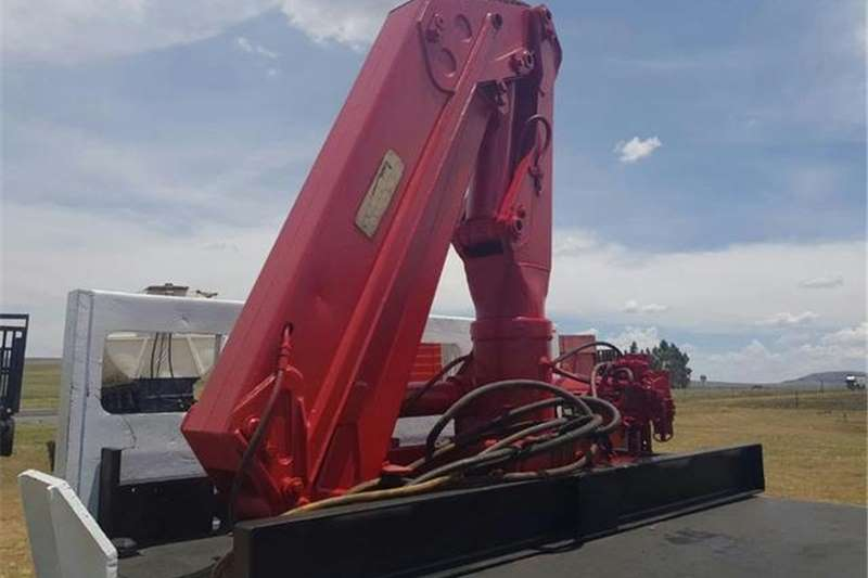 Other Cranes Crane 3.3 Ton Truck Mounted