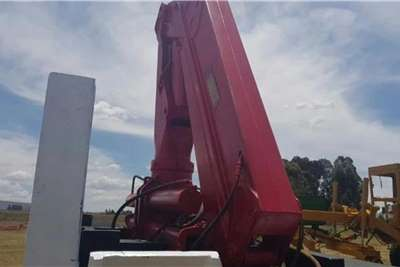Other Crane 3.3 Ton Truck Mounted Cranes