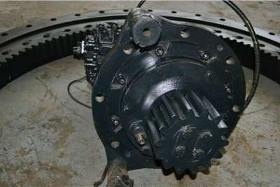 Other Hydrostatic Slew Drive Bearing with Motor Cranes