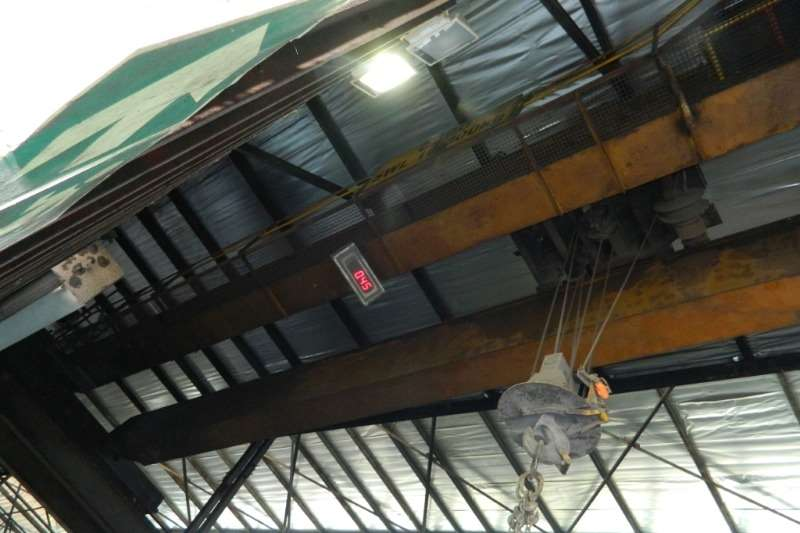 Other Cranes Morris 10 Ton Overhead Travelling Crane