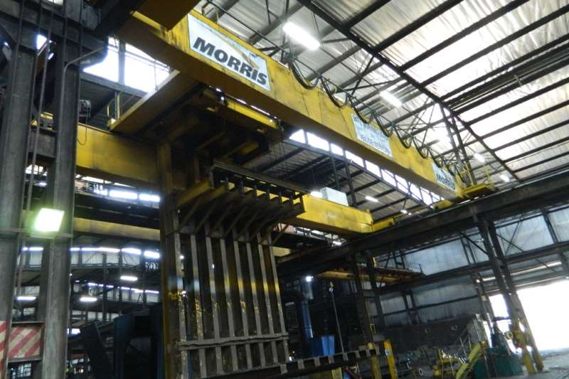Other Cranes Morris 20 Ton Overhead Travelling Crane