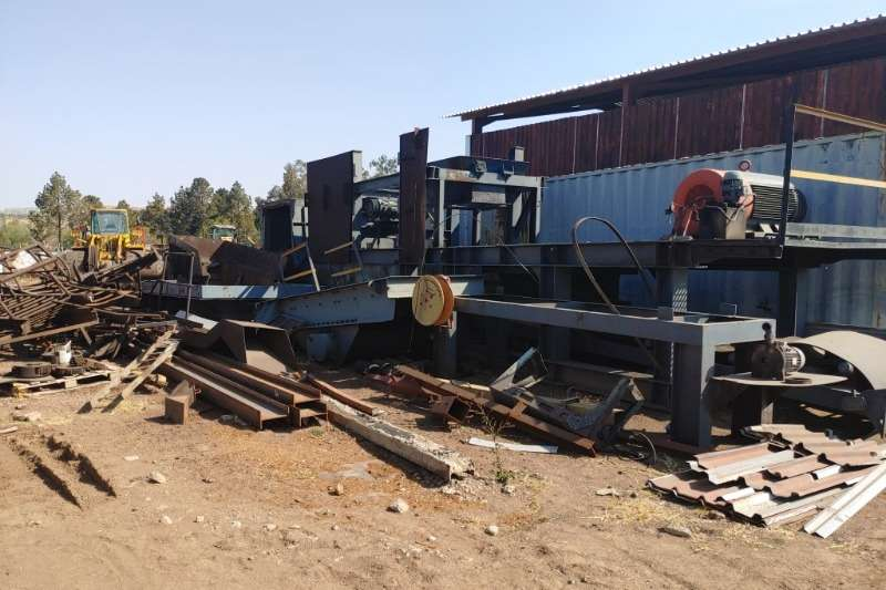 Other Crushers Crushing plant for sale