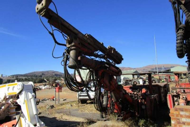 Other Sandvik DD210L V Drill Rig Drill rigs Machinery for