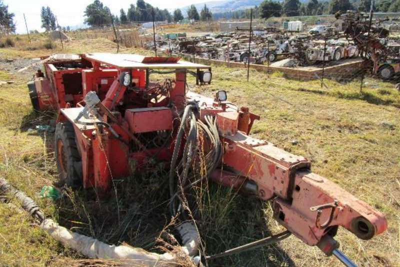 Other Drill rigs Sandvik Stripped Drill Rig