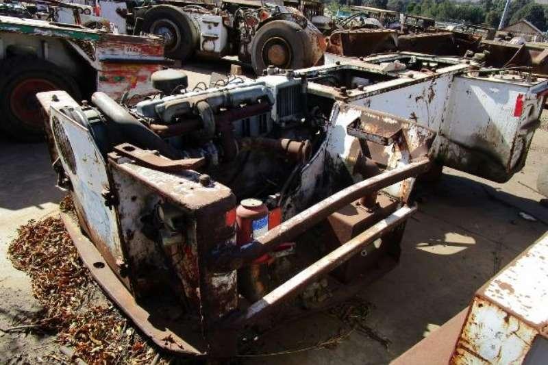 Other Dumpers Boart Longyear LF5.5 Load Haul Dumper Rear