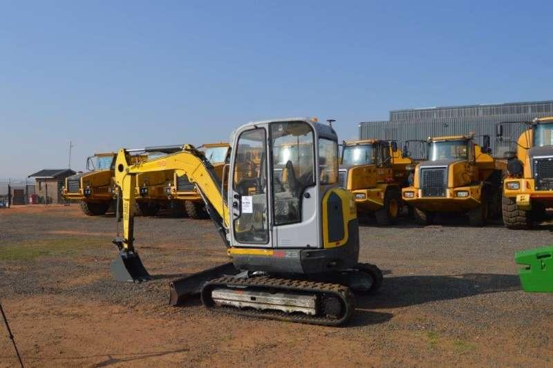 Other Excavators AG06215 2012